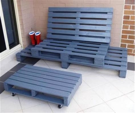 10 DIY Pallet Furniture Ideas   1001 Pallet Ideas