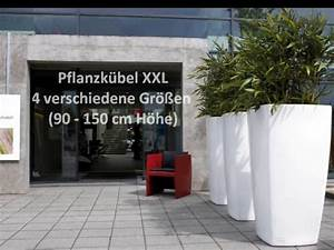 Pflanzkuebel xxl bestseller shop for Garten planen mit pflanzkübel kunststoff eckig