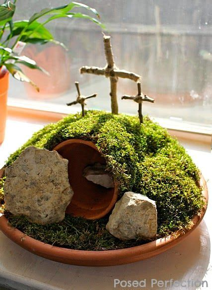 Posed Perfection How To Make An Easter Garden Easter