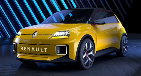 Iconic Renault 5 Officially Returns As Retro-Futuristic ...