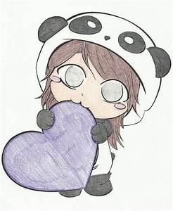 Cute Drawings Of Pandas How To Draw A Panda | Panda And ...