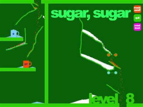 sugar sugar walkthrough levels   youtube
