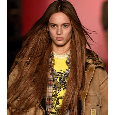 NYFW Fall 2019 Beauty Trends for Hair and Makeup Allure