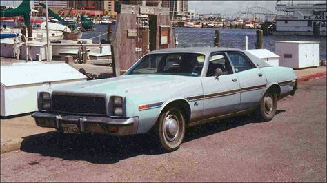 1977 Plymouth Fury - Information and photos - MOMENTcar