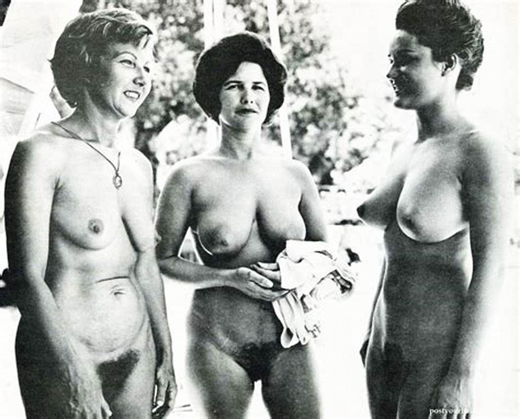 #Vintage #Nudist #Hairy