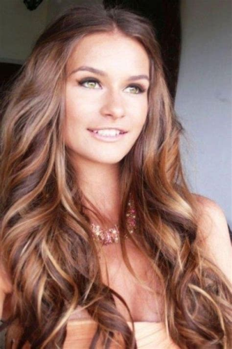 light brown hair with caramel highlights beth this is the color for you brown hair with