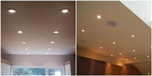 Ceiling downlighters energywarden
