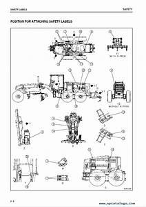 Komatsu Motor Grader Gd675