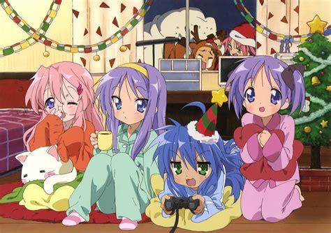 wallpaper depot  anime christmas wallpapers