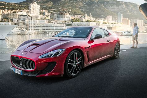 Driving A Maserati To Monaco By Car