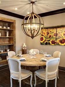 Dining Room Light Fixtures Under 500 HGTV39s Decorating