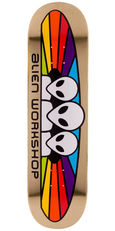 Workshop Skateboard Decks by Workshop Spectrum Skateboard Deck 8 25 Quot