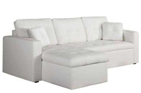 canape d angle cuir blanc pas cher canapé d 39 angle blanc pas cher