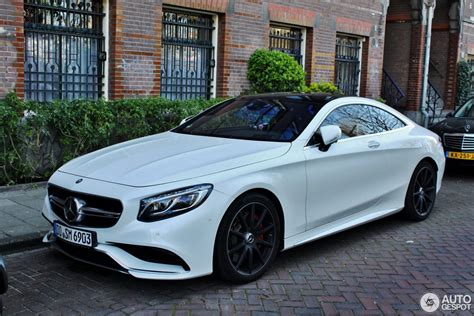 S63 Amg Coupe 2017 by Mercedes S 63 Amg Coup 233 C217 2 April 2017 Autogespot
