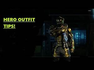 Call of Duty Black Ops 3 Hero Outfits! - YouTube