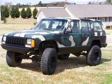 camo jeep cherokee project quot camo cash cow quot page 9 jeep cherokee forum