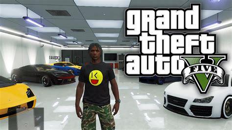 Changing Up The Garage Game! (gta V Online