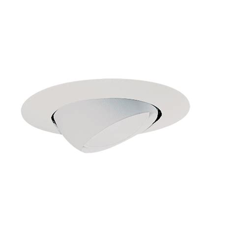 recessed lighting eyeball replacement halo 6 in white recessed lighting eyeball trim 78p the