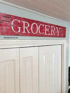 kitchen wood sign the idea room With kitchen colors with white cabinets with nike foot stickers