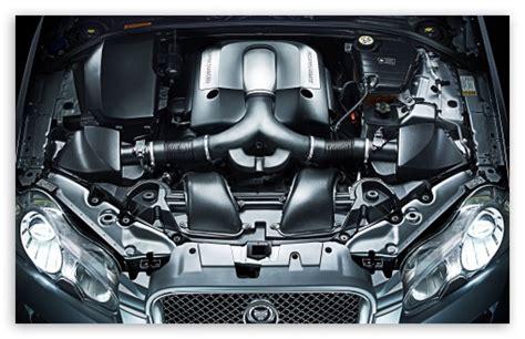 Jaguar Supercharged Engine 4k Hd Desktop Wallpaper For 4k