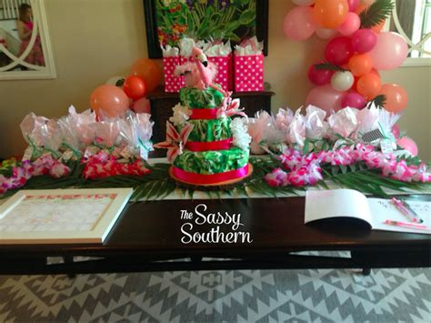 How To Host The Best Tropical Themed Baby Shower The