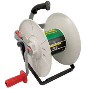 3 1 geared reel powerfields high quality electric fence