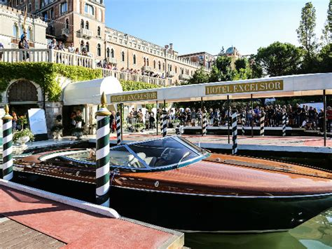 Riva Boats Venice by Riva At The Venice Festival 2017