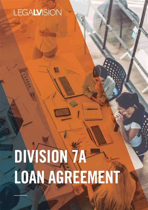 division  loan agreement template instant