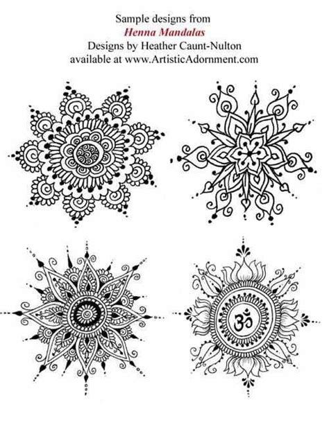 Pin by Iselda Eloff on Mandala design pattern | Henna tattoo designs, Tattoos, Mehndi patterns