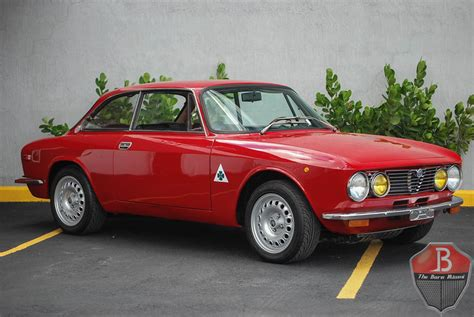 1972 Alfa Romeo by 1972 Alfa Romeo Gtv The Barn Miami