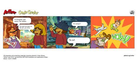 Meme Cartoon Maker - image 413155 arthur comic creator know your meme