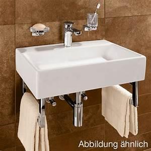 Waschtisch Villeroy Boch : villeroy boch memento waschtisch b 60 t 42 cm 51336001 ~ Frokenaadalensverden.com Haus und Dekorationen