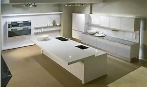 L Küche Mit Kochinsel : moderne k chen mit insel ~ Sanjose-hotels-ca.com Haus und Dekorationen