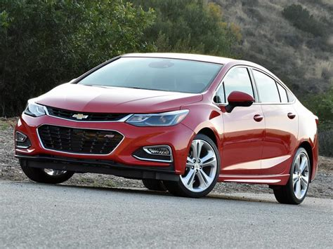 ratings  review  chevrolet cruze premier rs ny