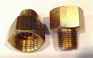 3  8 U0026quot  Screw In Cooler Line Fitting Conversion 4l60e 4l65e