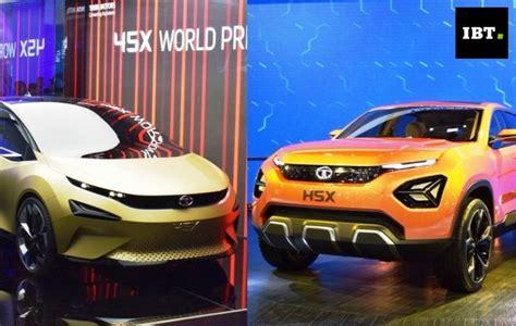 Tata Motors 45x, H5x Concepts Take
