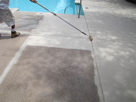Patios And Deck Coatings Concrete Patio Paint Coatings By