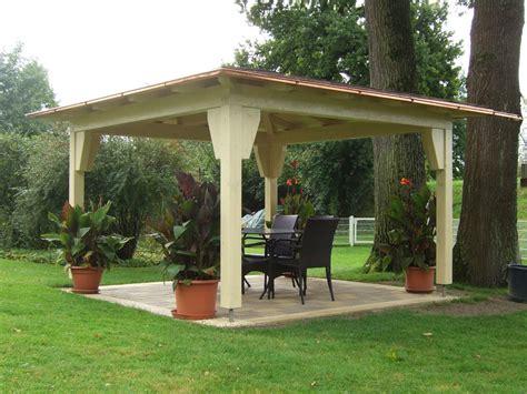 Zimmerei Haderer Ohg Gartenpavillons