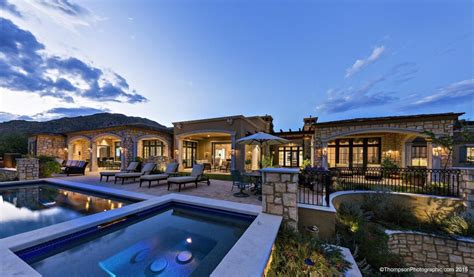 Five Most Expensive Homes In Scottsdale's Desert Mounta