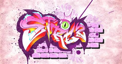 Grafiti X Ips 1 : Create Quick Graffiti Text Effects With Coreldraw