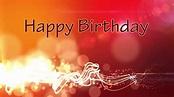 Happy Birthday Wallpaper HD   PixelsTalk.Net