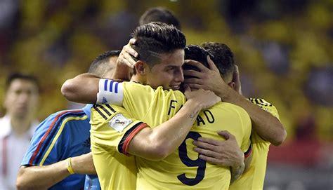 Como era de esperarse, colombia salió con todo en la segunda parte y, tras lograr un par de llegadas peligrosas, consiguió su premio: Perú vs Colombia: el once de José Pekerman para enfrentar ...
