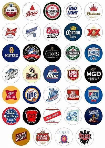 Types Beer Brands Beers Logos Brand Symbols