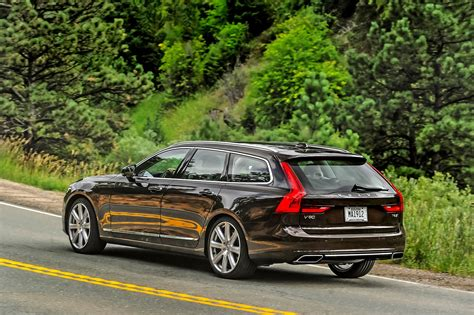 One Week With 2018 Volvo V90 T6 Awd Inscription