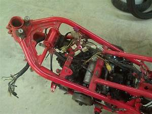 Yamaha Rz350 Restoration