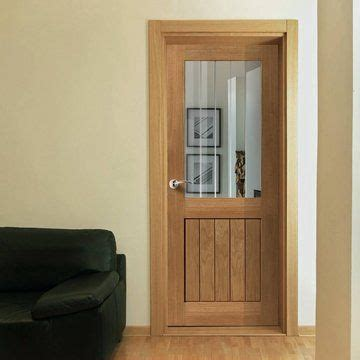 jbk river oak thames  light door  etched lines