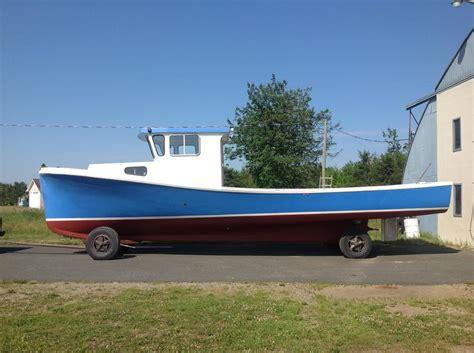Fishing Boats For Sale Renfrew County by Lobster Fishing Boat Outside Pei Pei
