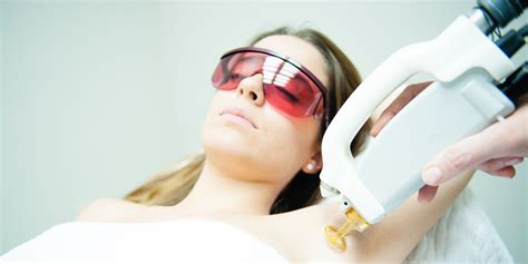 laser hair removal for light hair the pros and cons of laser hair removal self