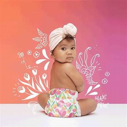 Diaper Honest Company Patterns Spring Bundle