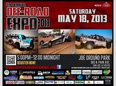 2nd Annual Off Road Expo San Luis, AZ racedeZertcom